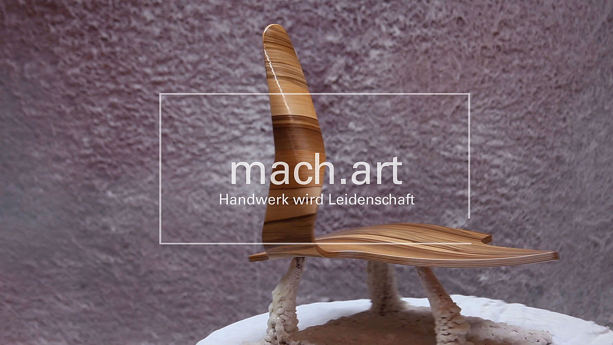 mach.art - film promotionnel de SCHNEEWEISS AG