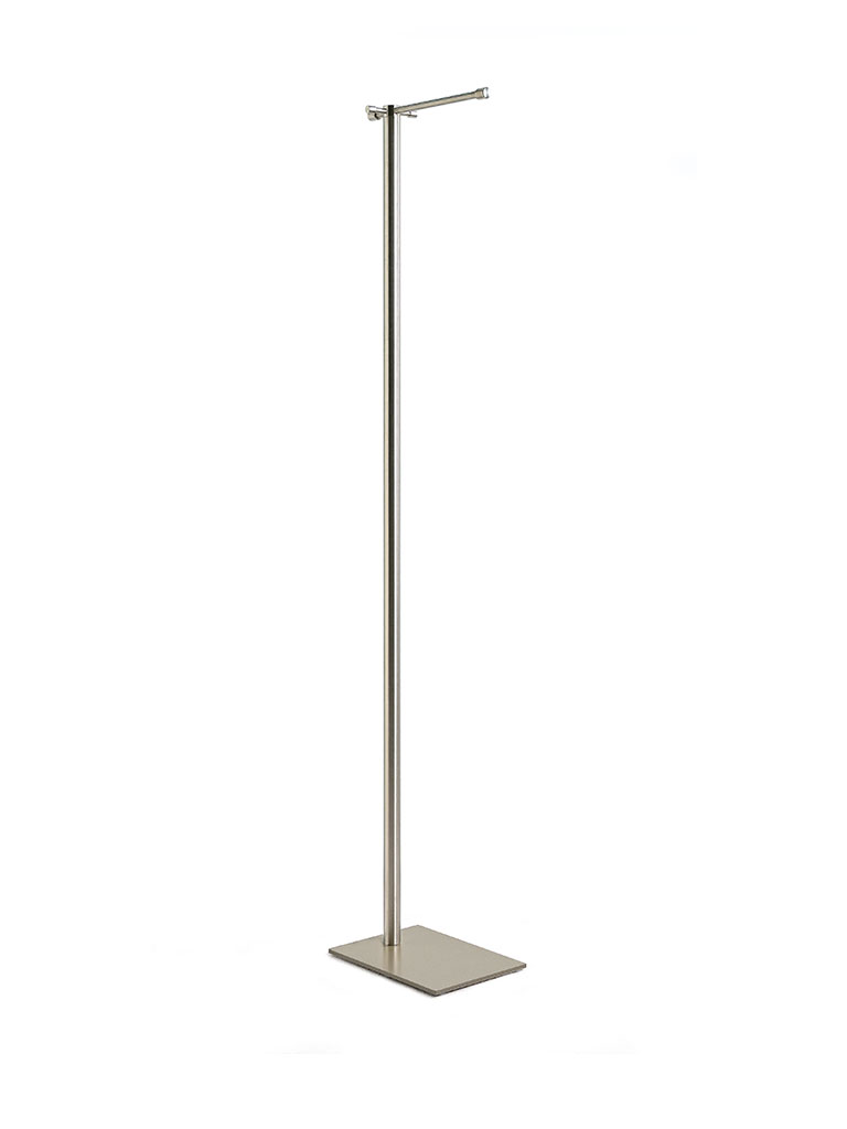 D-TEC | AIRO coat stand | stainless steel