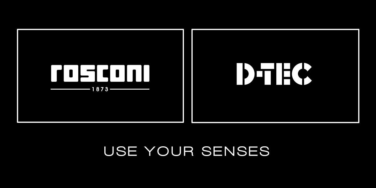 rosconi und D-TEC | Use Your Senses